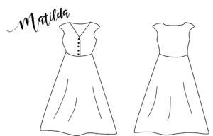 matilda klänning