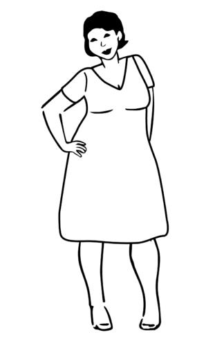 Klänning – Lilla Vilda